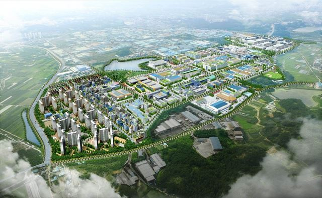 청년희망도시 경산, 4차 산업혁명 선도한다